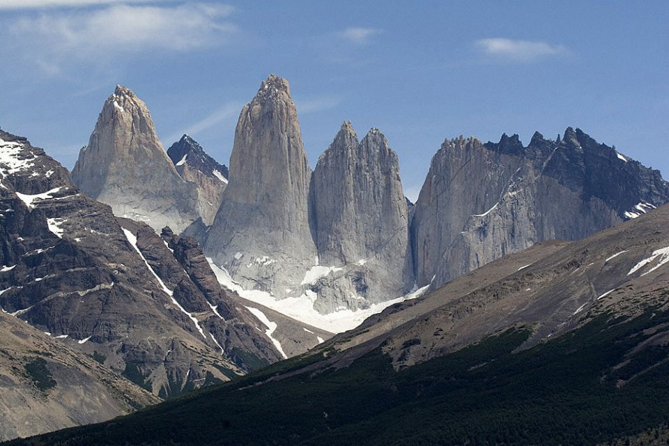 Torres del Paine from Rio Paine_1- Chris Howarth.jpg