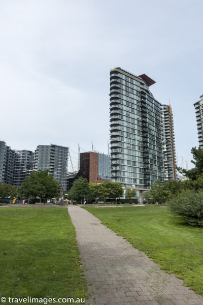 Coopers' Park, Vancouver, British Columbia, Canada